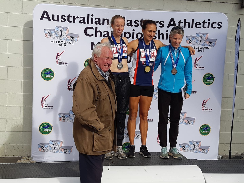 2019 Australian Master's Athletic Championships.