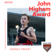 Presentation Night – John Higham Award